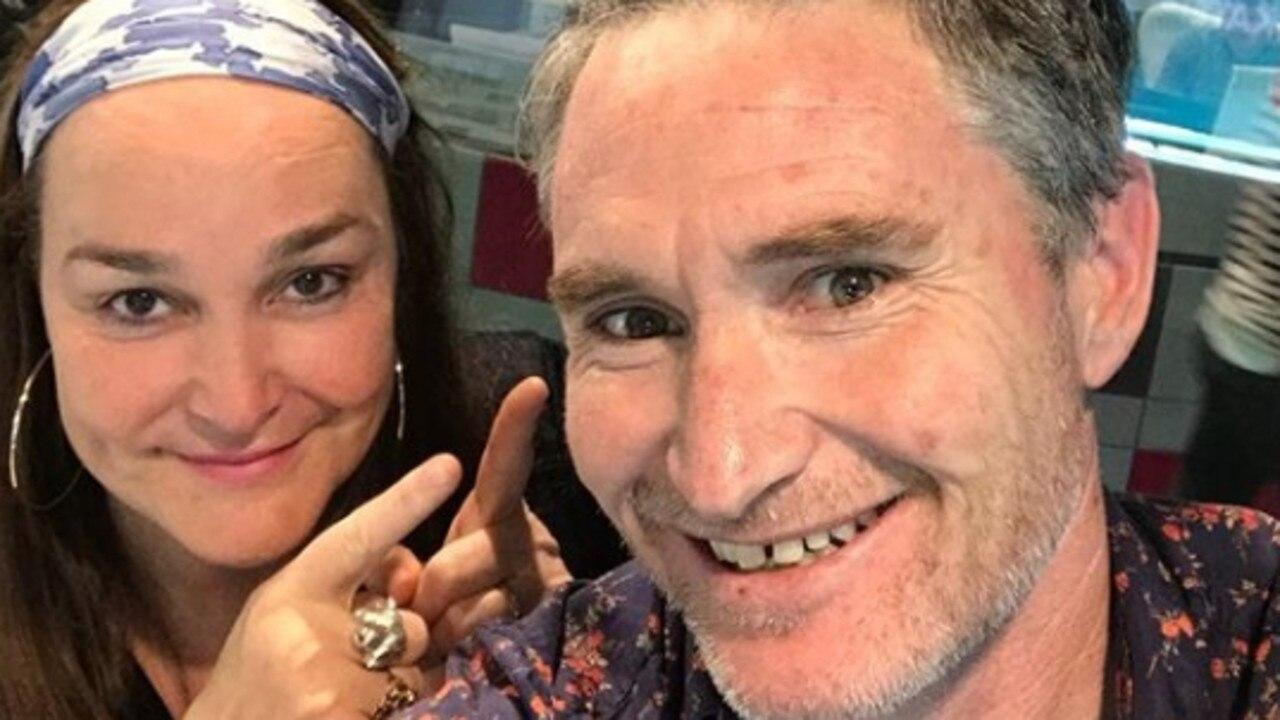 During an interview with Hughesy & Kate on The Hit Network yesterday, Ms Allis said one radio exec probably regretted selling his Boost shares. Picture: Instagram