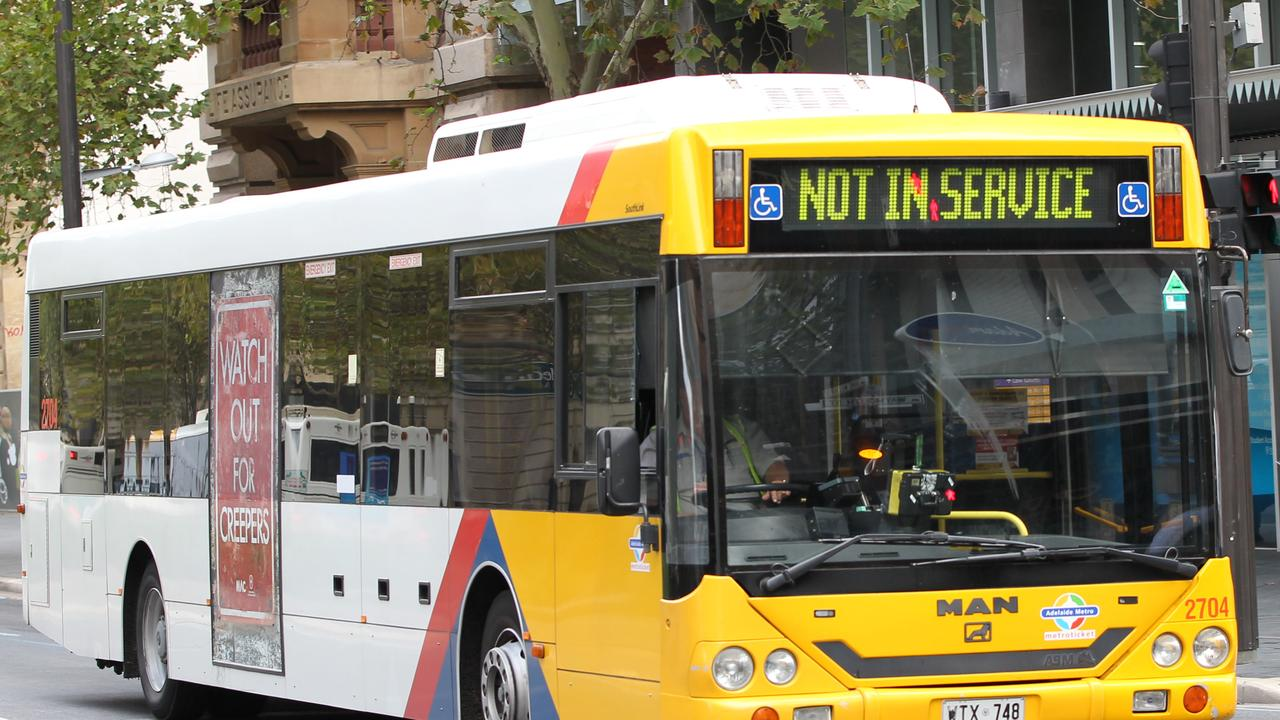 An Adelaide teenager has admitted taking a bomb on a public bus. Picture: File