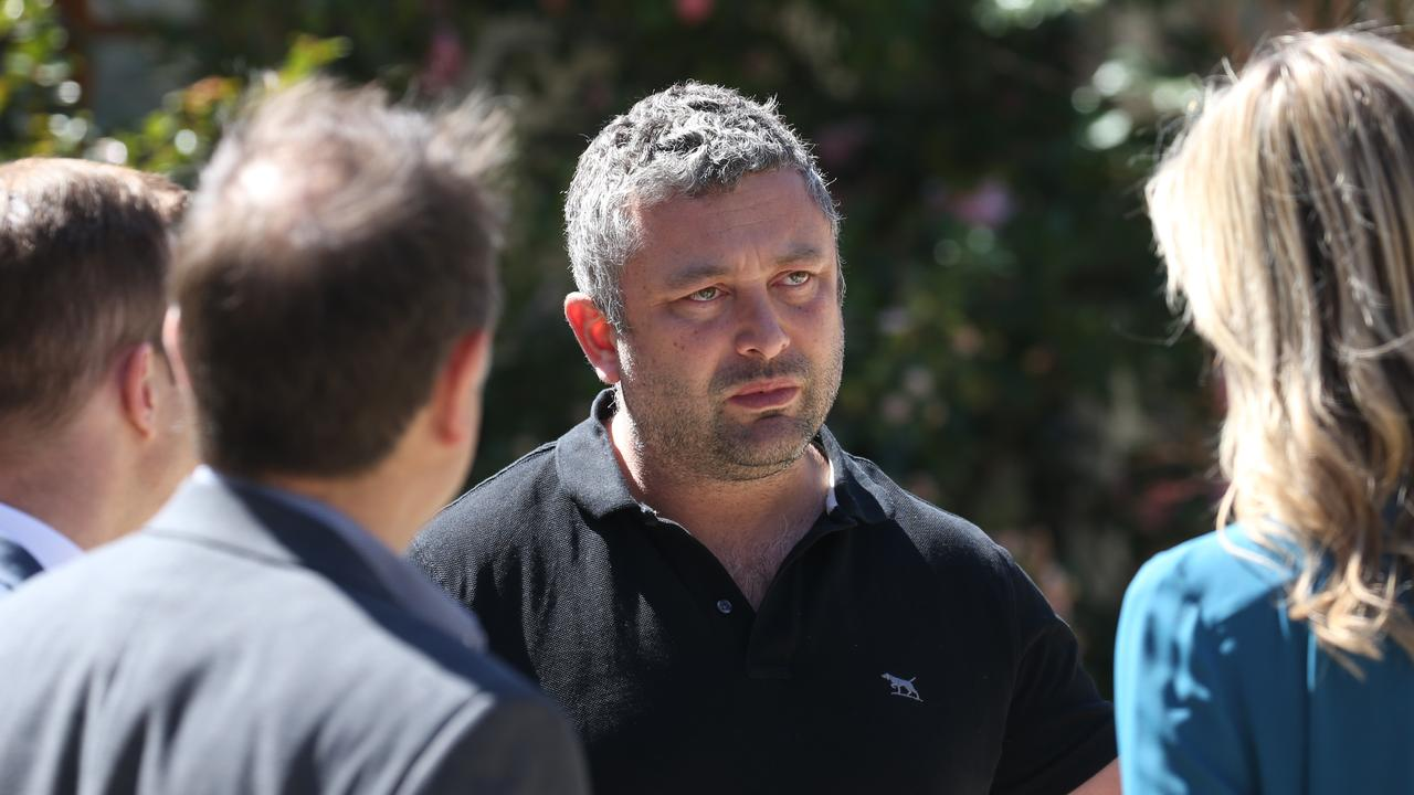 A lawyer at the home declined to formally comment. Picture Gary Ramage