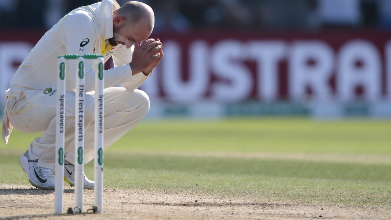 Lyon missed a simple run out of Ben Stokes that would have retained the Ashes for Australia.
