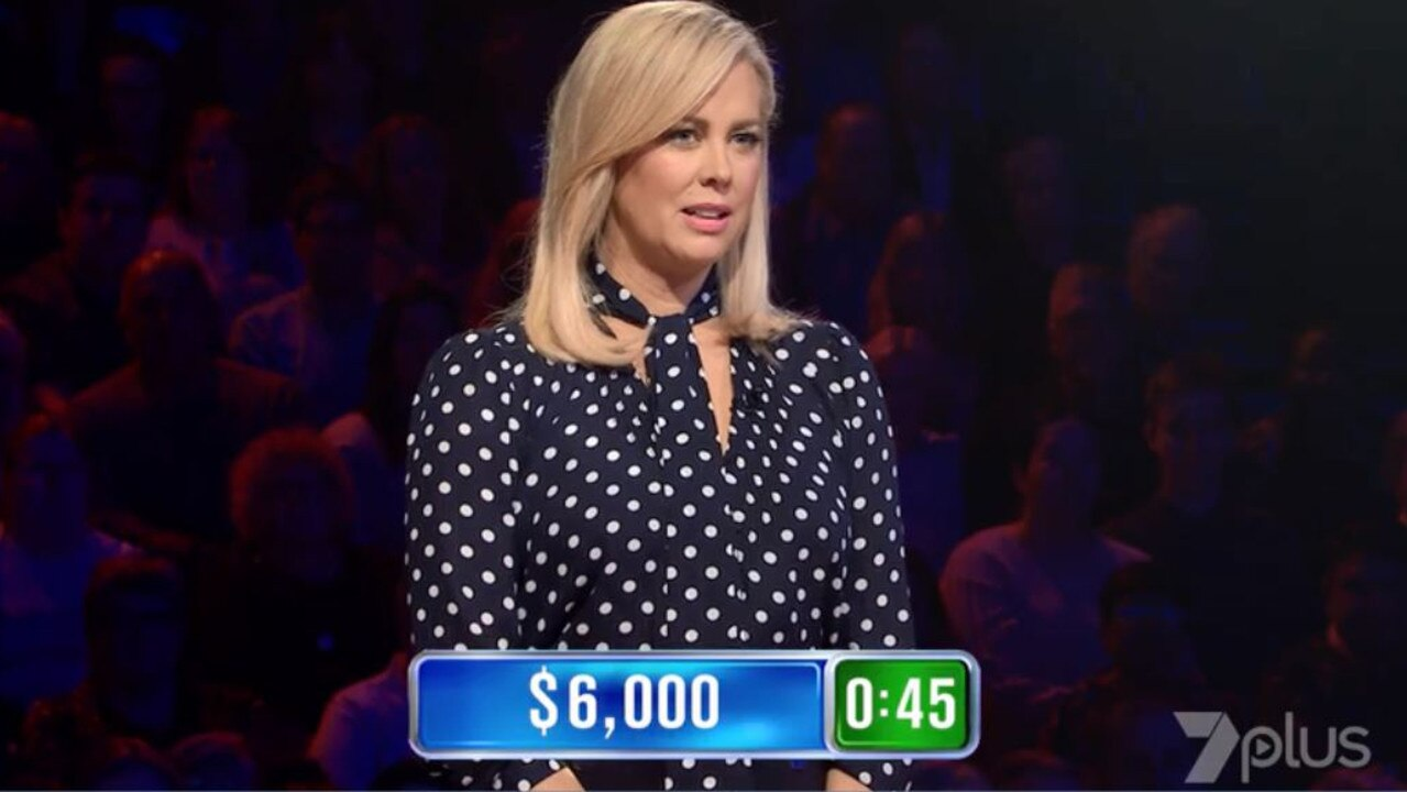 Sam Armytage threw a tantrum on the set of The Chase Australia, according to Lawrence Mooney.