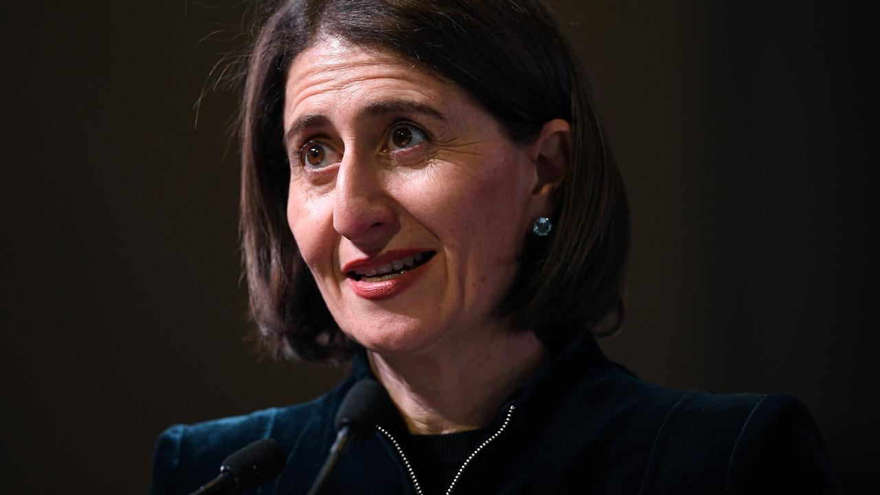 NSW Premier Gladys Berejiklian has a longstanding policy of advocating drug abstinence to combat the problem.