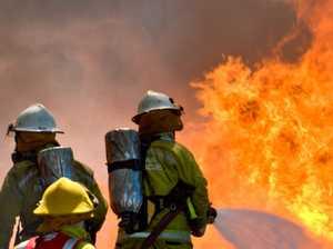 FIRE UPDATE: 6 grass fires burning across region