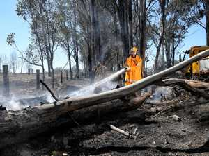 Worst fire threat in generations: Chief's urgent warning