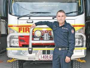 Fire truckie risked his life at Ravenshoe