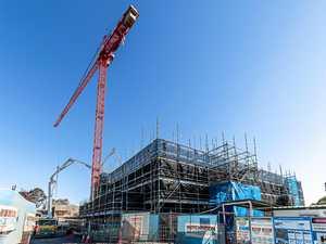Construction begins on 'landmark' building near CBD