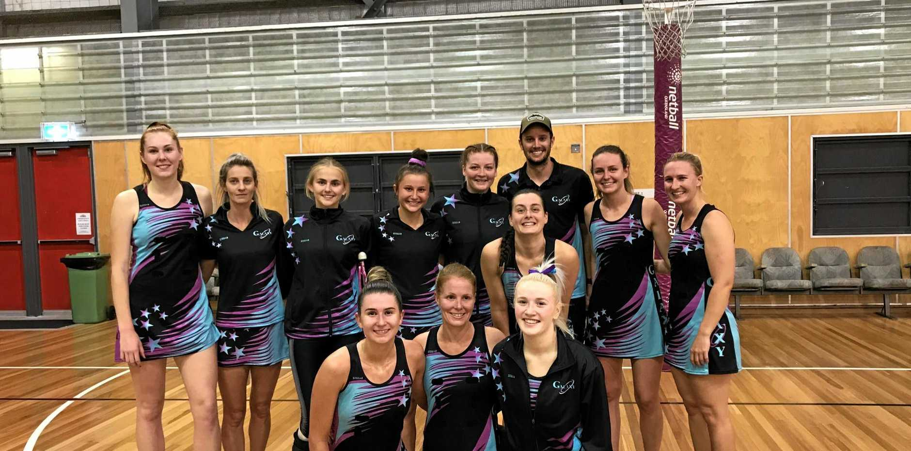 The Galaxy premier netball team became the 2019 premiers after a 36-31 win over Storm on Saturday.