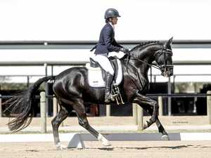 Roma riders rise to challenge at dressage championships