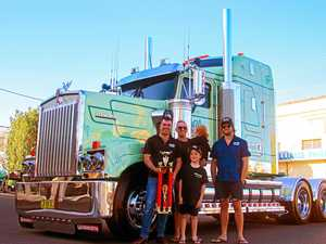 Truckies to celebrate the life of Dane Ballinger
