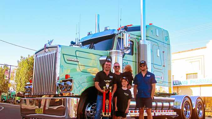 Casino Truck Show winner killed in horror highway crash