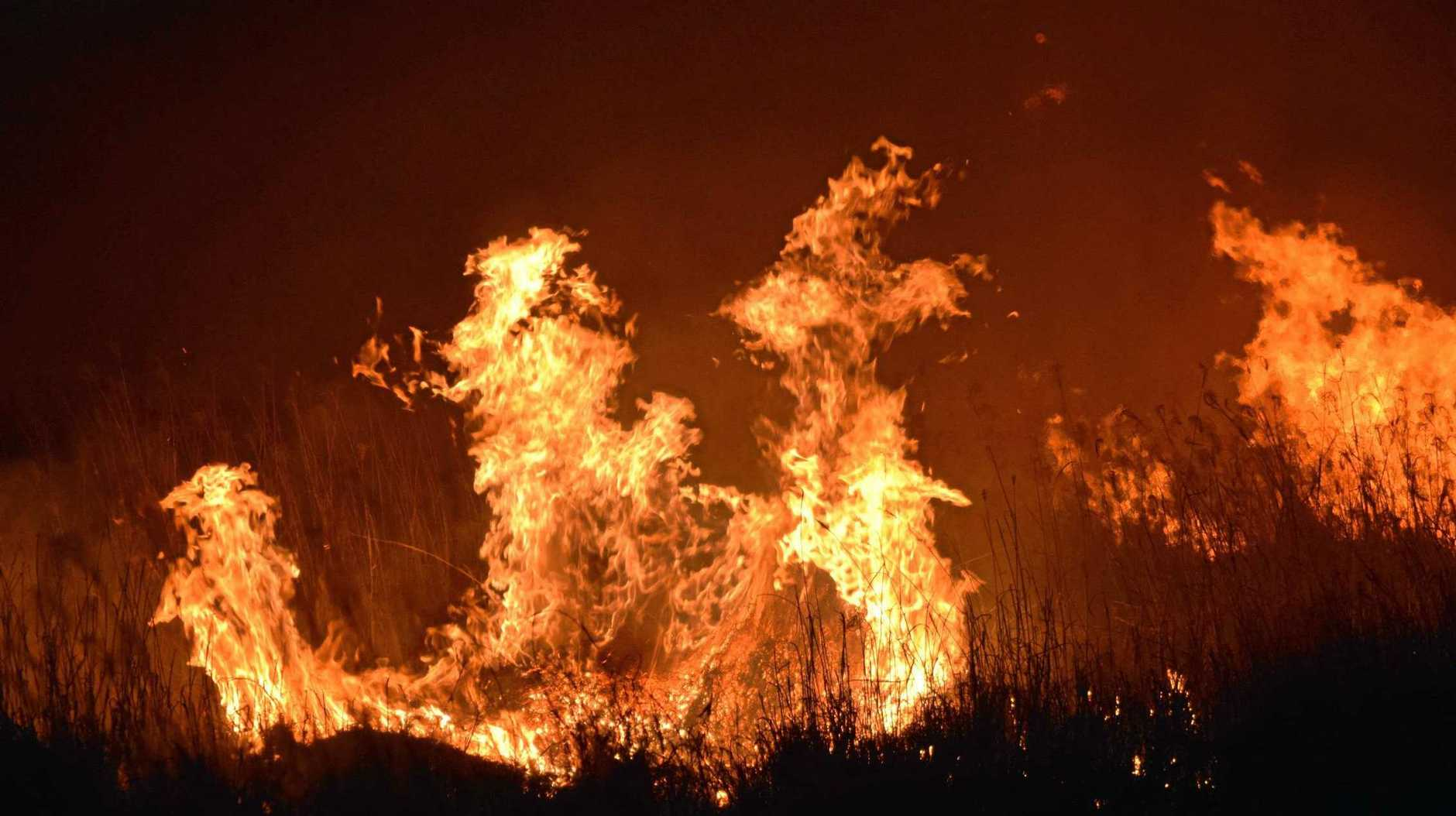 BANS EXTENDED: QFES have advised that fire bans remain in place for the Gympie region until midnight Monday September 9. It comes after 'perfect conditions' for fires to ignite after a very dry and hot weekend.