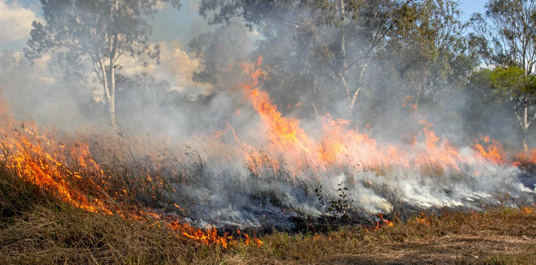 PREVENTION: QFES will work with Isaac Regional Council to carry out hazard reduction burns at Moranbah.