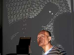 Art that comes from the shadows in Indonesia