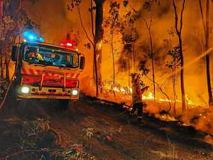HOT DRY AND WINDY: Dangerous fire conditions to worsen