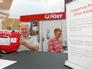 ON THE MOVE: Australia Post now delivering from new location