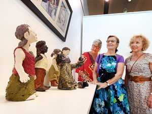 Unique art work to be showcased in Bay