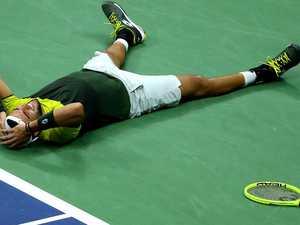 'Magic':  Berrettini stuns  Monfils in match of US Open