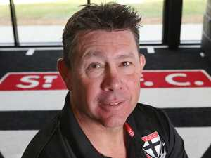 Ratten has unfinished business as Saints coach