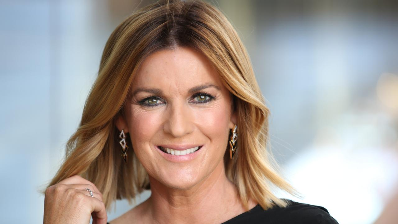 Channel 7 TV presenter Kylie Gillies. Picture: Supplied.