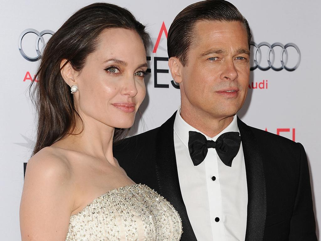 Angelina Jolie and Brad Pitt shocked Hollywood with their divorce, which seemed to stem from Pitt's drinking problem. Picture: Jason LaVeris/FilmMagic