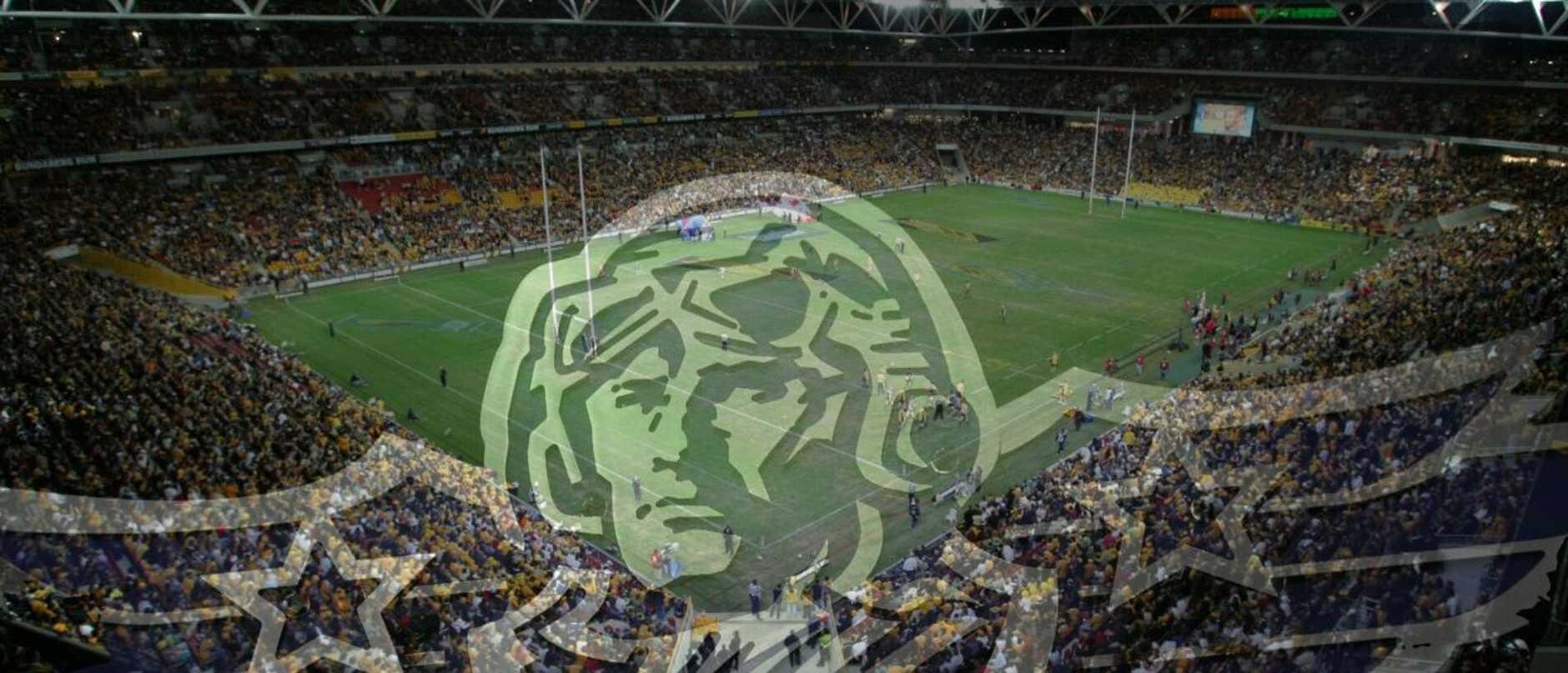 Brisbane Bombers at Suncorp Stadium