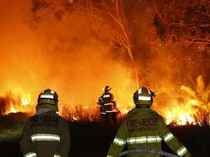 Extreme fire danger as BOM issues Friday warning