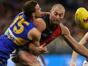 Bombers suffer finals stage fright again