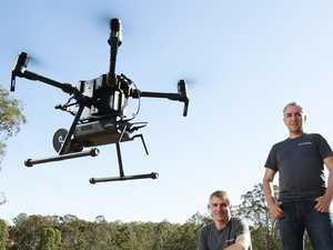 Bid to stop Queensland drones flying coop