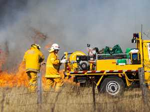Qld fire risk at its highest in generations, says chief