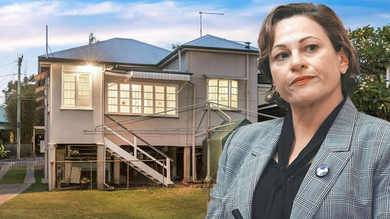 Jackie Trad and Woolloongabba property