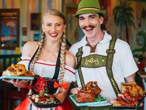 Aussie World cooks up Oktober Feast treat