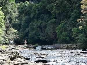 Man critical after near-drowning at waterfall