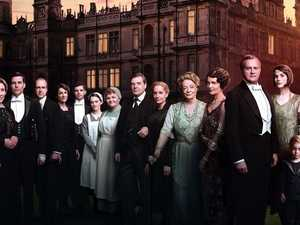 Where did Downton Abbey leave off?