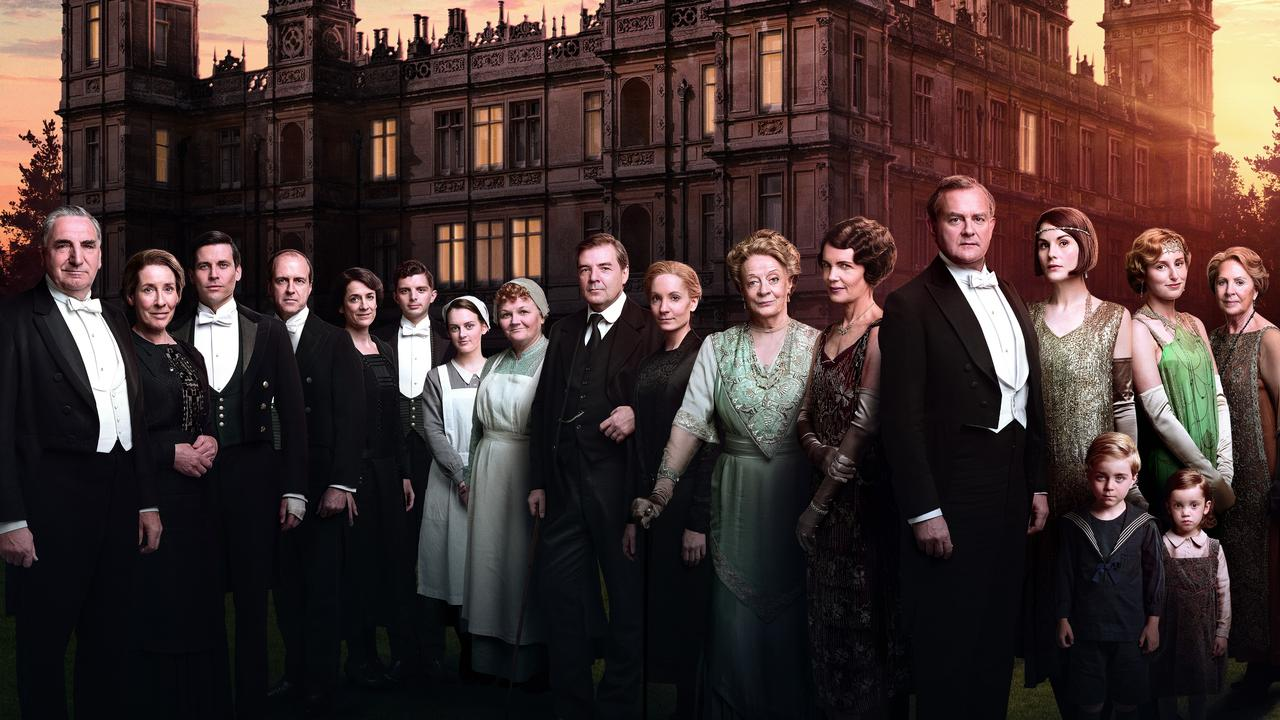 Downton Abbey the movie will premiere next week, based off the popular period drama, which ran for six seasons.
