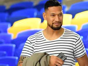 Folau 'not ashamed' to speak out