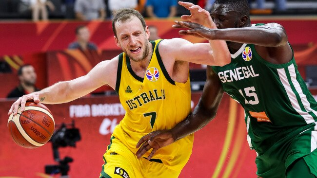 Joe Ingles will be a key man for the Boomers.