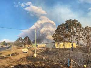 Tenterfield fires 1