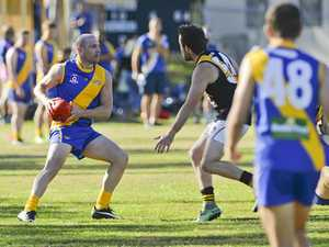 Wise advice for Ipswich footy finals