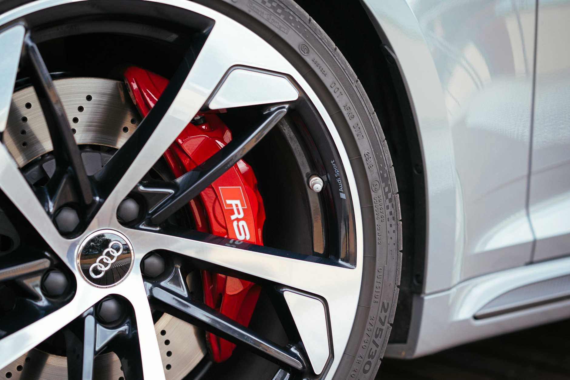 The 2019 model Audi RS5 Sportback.