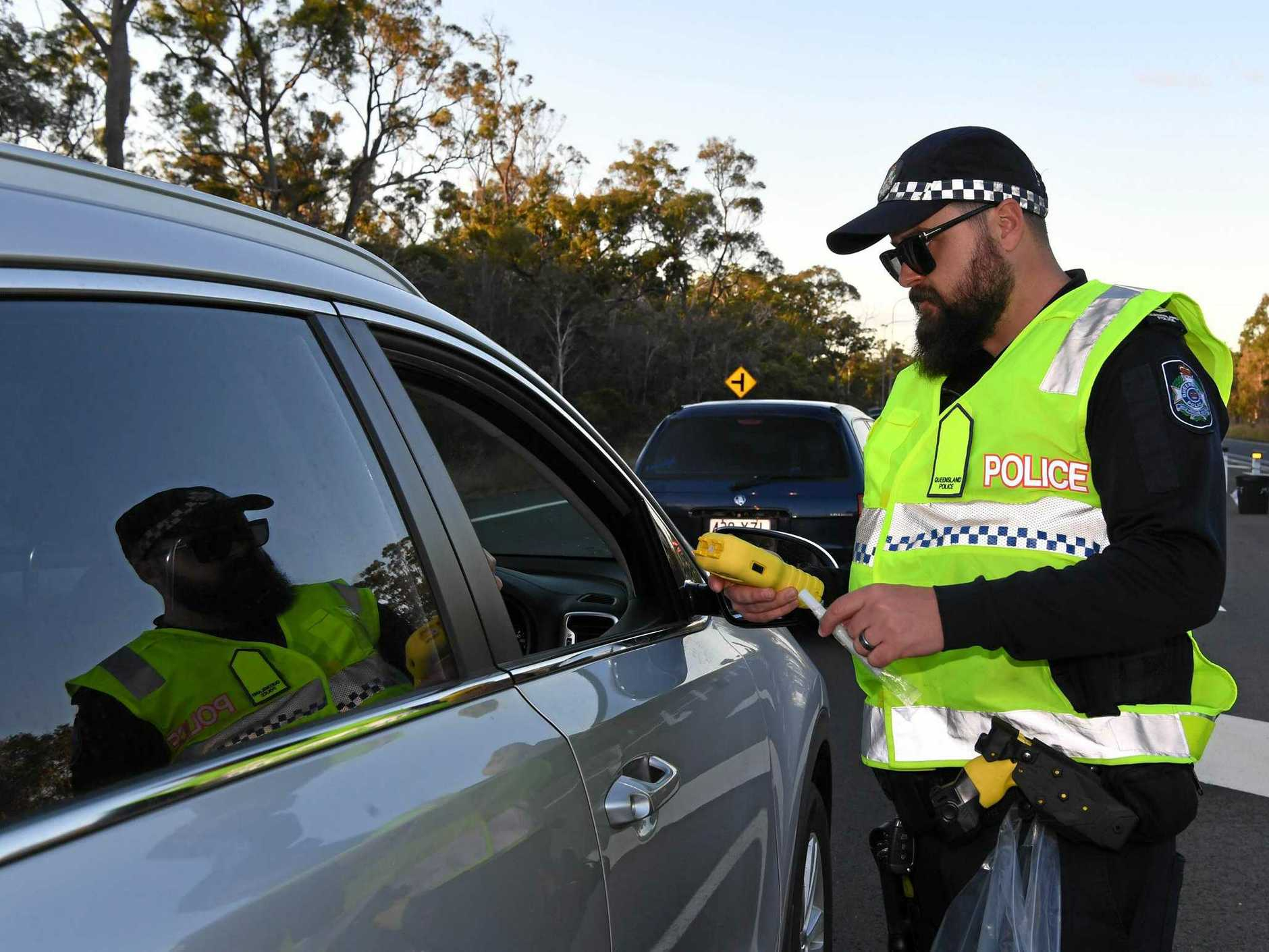 SIX drink or drug drivers faced the Gympie Magistrates Court yesterday.