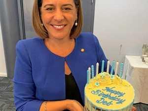 Deb Frecklington's unique birthday celebrations