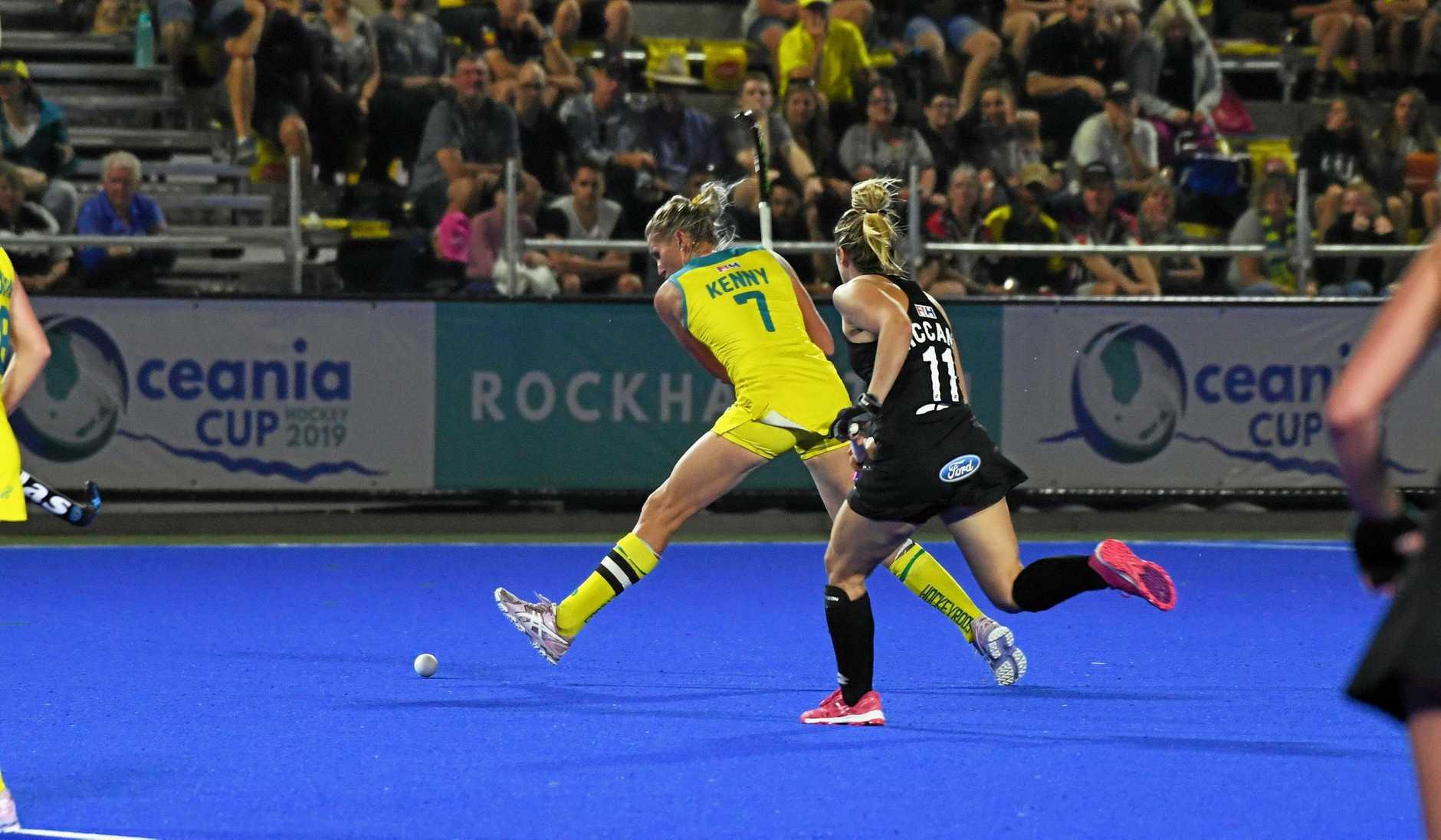 Australia's Jodie Kenny.
