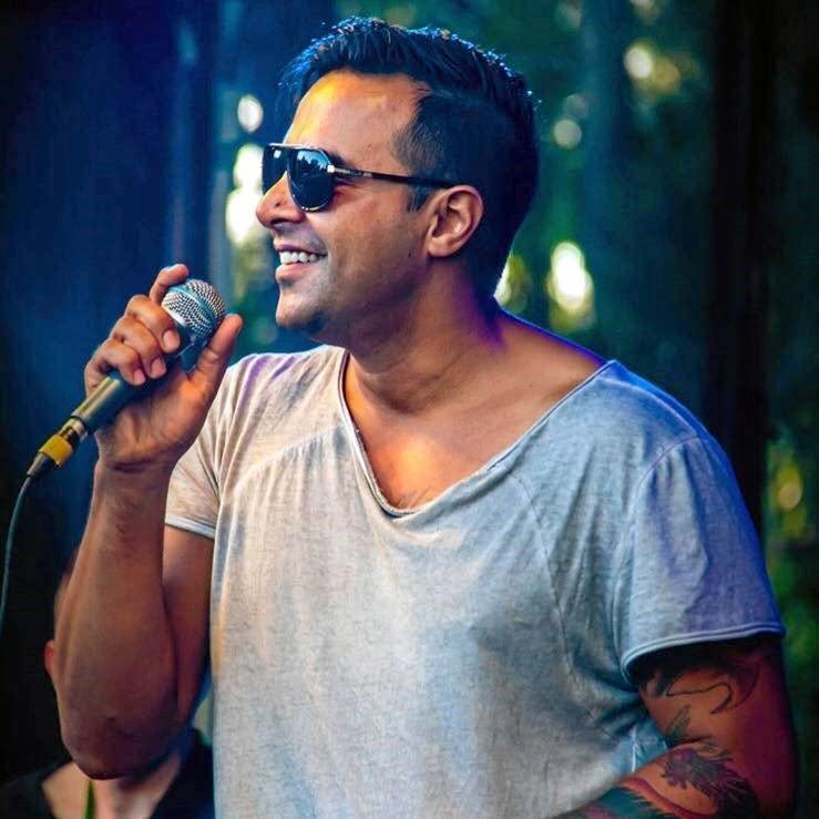 Taxiride frontman Jason Singh.Contributed