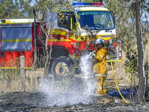 Total fire ban declared in Gladstone