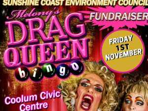 After last year's sell-out event, Drag Queen Bingo is back!