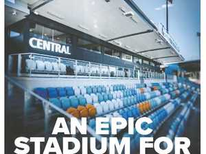 Upgraded 10,000 seat Ce.x Coffs Stadium to lure big events