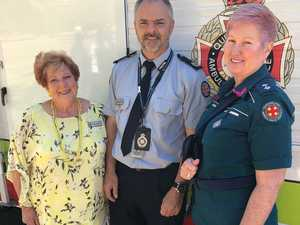 Veteran Toowoomba paramedic secures new role