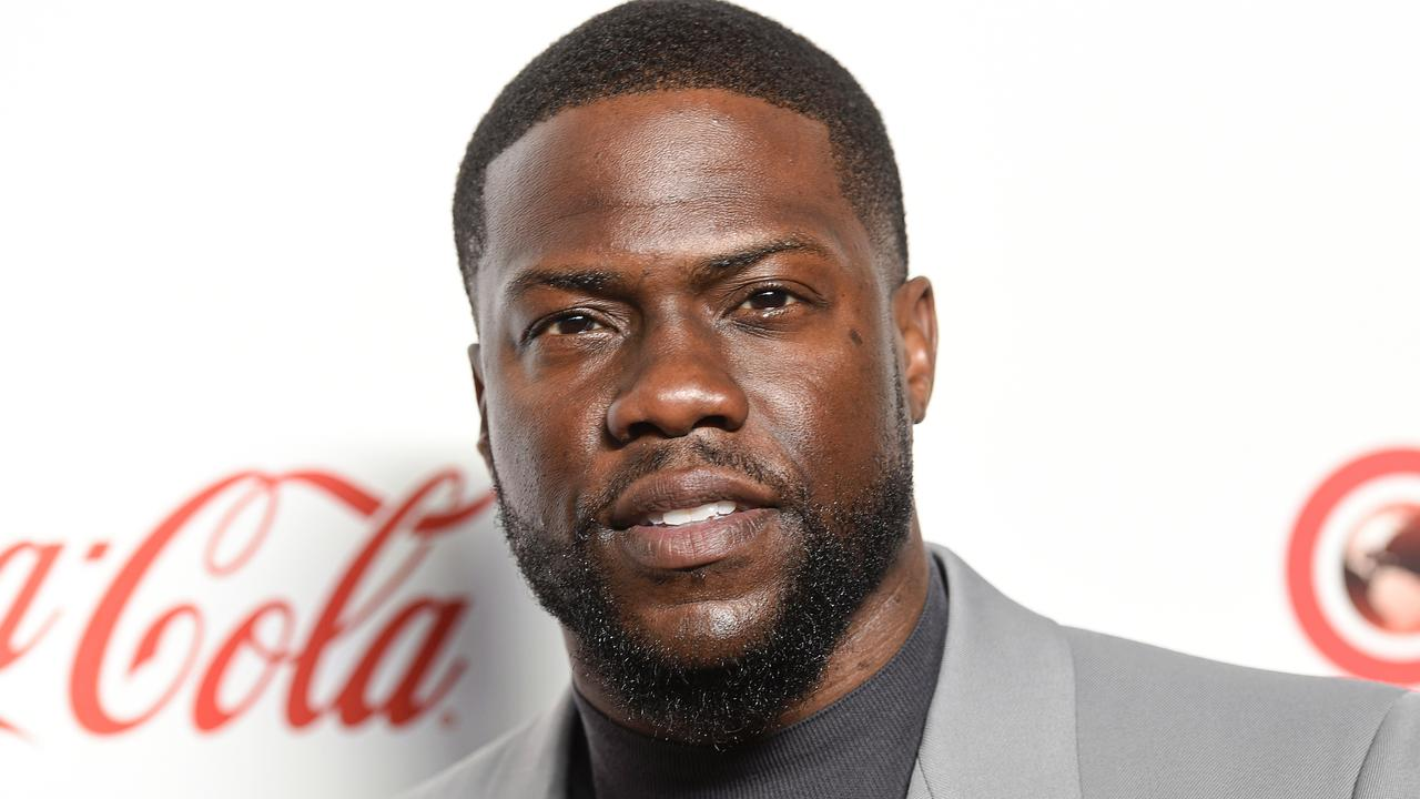 Kevin Hart is recovering from surgery after being involved in a car accident last weekend. Picture: Chris Pizzello/Invision/AP, File