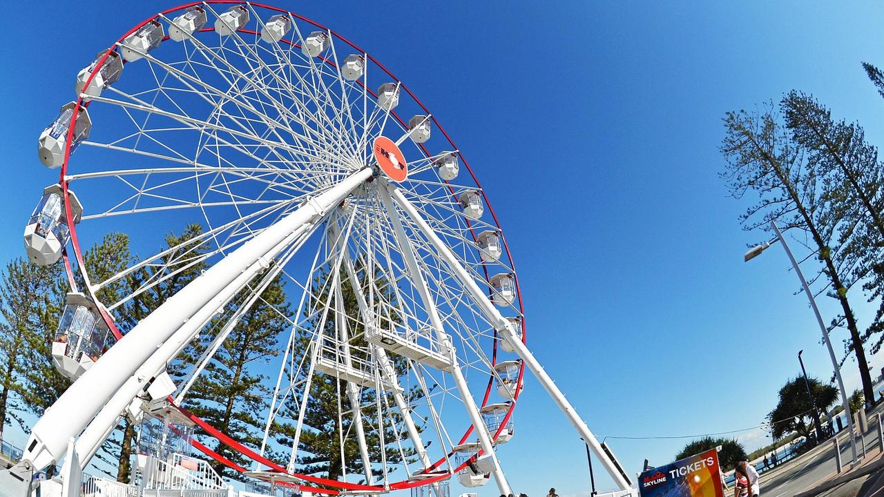 """NOT HAPPY: Residents who lived near the portable ferris wheel have likened it to """"living in a cheap casino town built for addicts"""". Photo: Patrick Woods"""