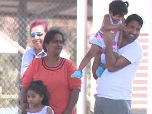 Tamil family told to get used to detention